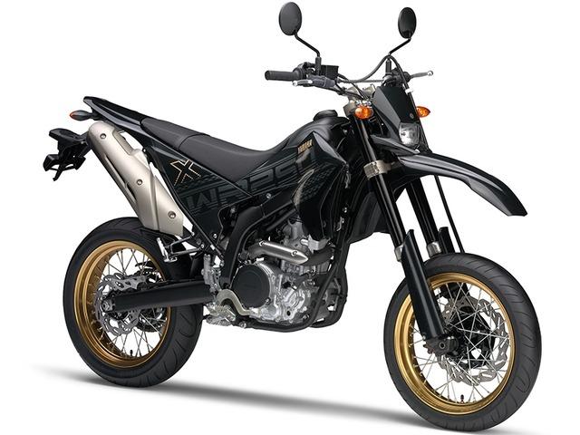 WR250X全年式・全型式