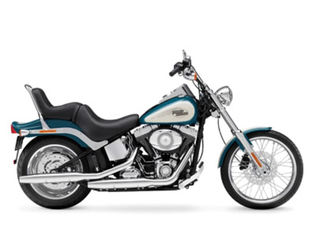 FXSTC Softail Custome