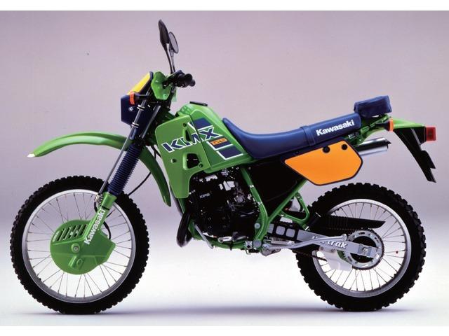 KMX125全年式・全型式