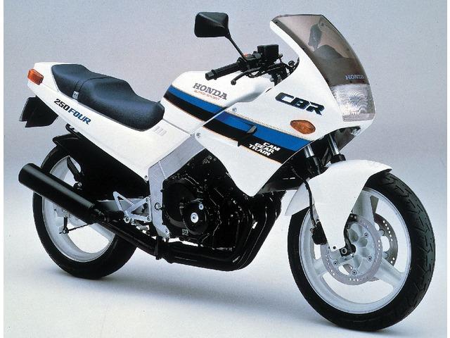 CBR250F全年式・全型式