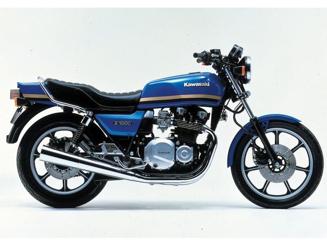 Z1000J全年式・全型式