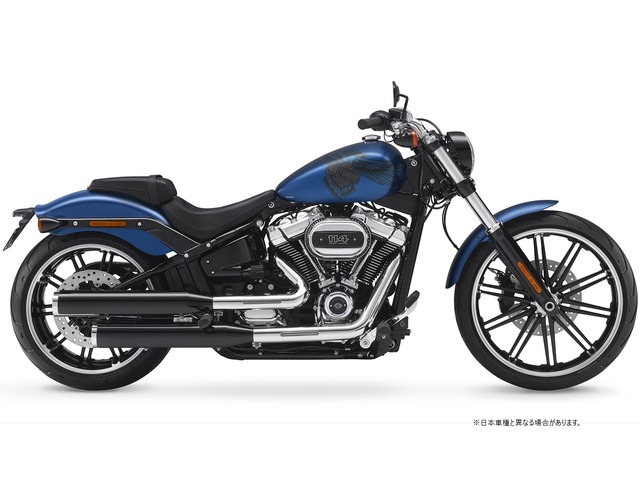 FXSB SOFTAIL BREAKOUT