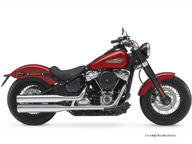 SOFTAIL SLIM全年式・全型式