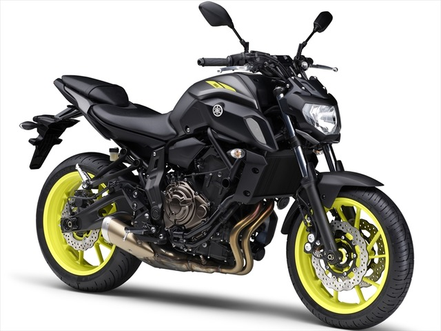 yamaha mt 07 webike. Black Bedroom Furniture Sets. Home Design Ideas