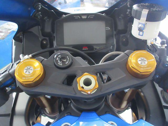 GSX-R1000R インジェクション 国内最新モデル