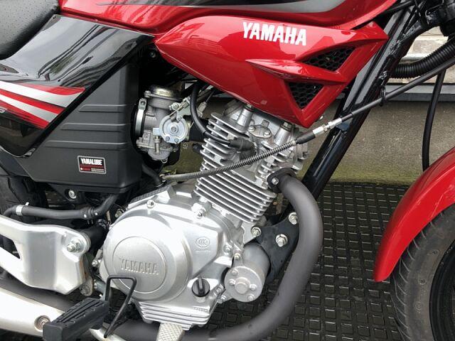 YBR125 整備済み車両 生産終了モデル