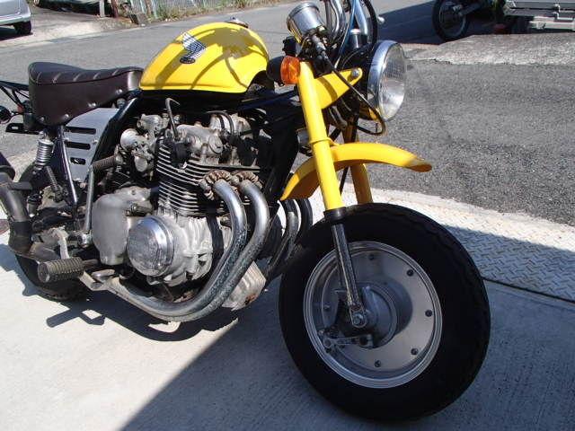 モンキー ★モンキー350ccエンジン展示車