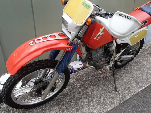 XR250 285ccボアアップ TMキャブ XRsonly製 ME06型