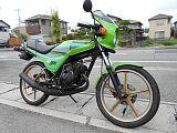 AR50/S/カワサキ 50cc 兵庫県 バイクショップ ロード☆スター
