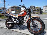 TW225E/ヤマハ 225cc 兵庫県 バイクショップ ロード☆スター
