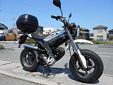 ストリートマジック/スズキ 50cc 兵庫県 バイクショップ ロード☆スター