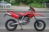 ホンダ XR250モタード
