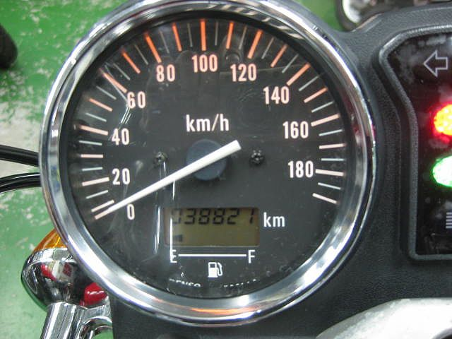 CB400FOUR (水冷) 旧4フォア仕様がばっちり決まってマス!