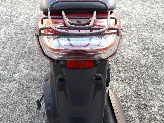 ディオ(4サイクル) バッテリー新品 シート張り替え