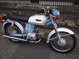 ベンリィ50S/ホンダ 50cc 広島県 バイクショップホープス