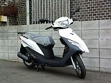 アドレス125/スズキ 125cc 広島県 Bike shop Moto Ride