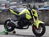 グロム/ホンダ 125cc 広島県 Bike shop Moto Ride