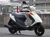 アドレスV125/スズキ 125cc 広島県 Bike shop Moto Ride