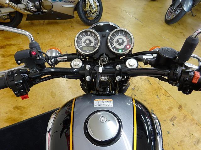 W800 W800 スペシャルエディション 純正オプションエンジンガード