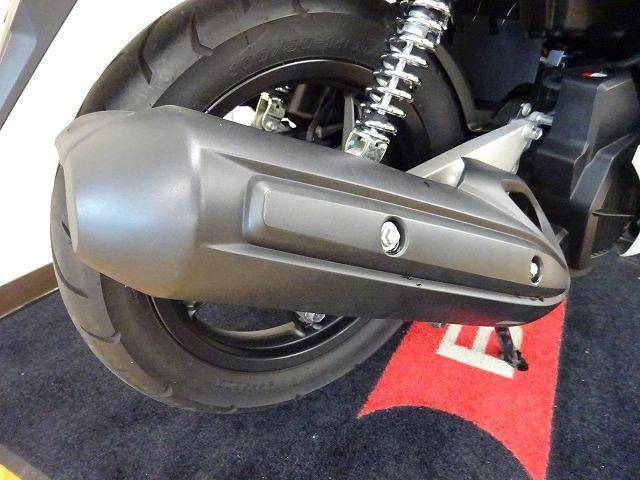 PCX125 PCX ワンオーナー ヘルメットホルダー 車検も安心!ノーマルマフラー