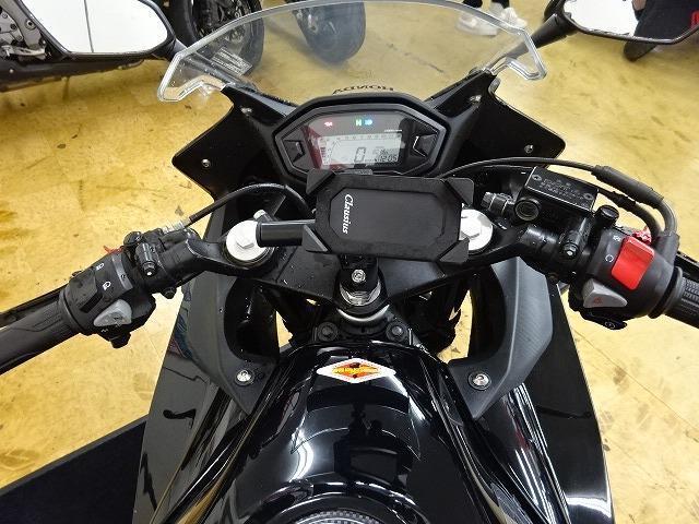 CBR400R CBR400R MORIWAKIマフラー ヘルメットホルダー