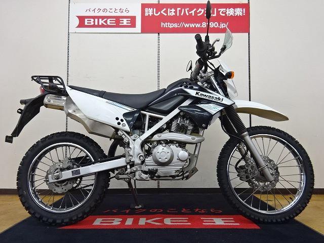 KLX125 KLX125 ZETAナックルガード ハンドル