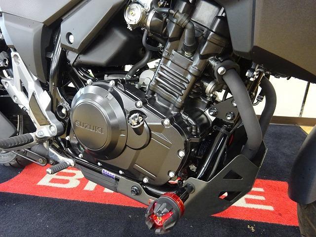 Vストローム250 V-ストローム250 ワンオーナー GIVIリアボックス エンジンスライダー