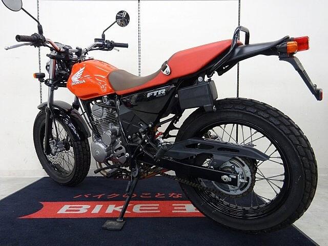 FTR223 FTR223 ヨシムラマフラー 2008年モデル 4枚目:FTR223 ヨシムラマフラ…