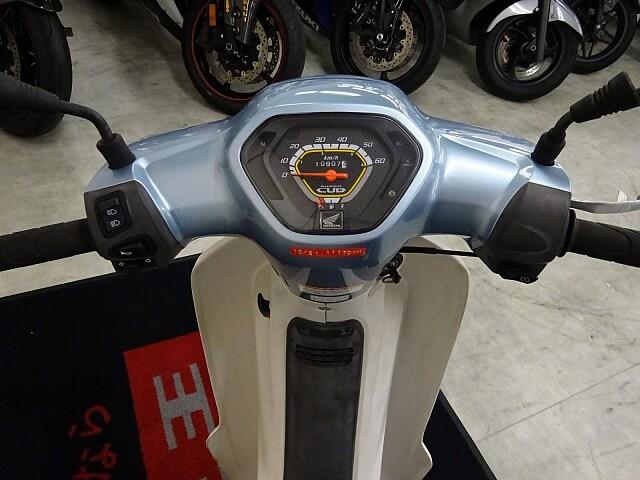 スーパーカブ50 C50 スーパーカブ50 2012年モデル インジェクション 10枚目:C50 ス…