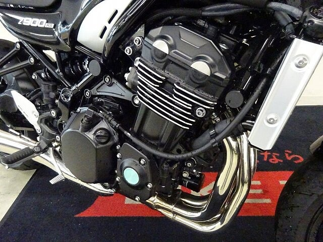 Z900RS Z900RS ワンオーナー ノーマル車輌 7枚目:Z900RS ワンオーナー ノーマル…