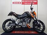 125DUKE/KTM 125cc 宮城県 バイク王 仙台店