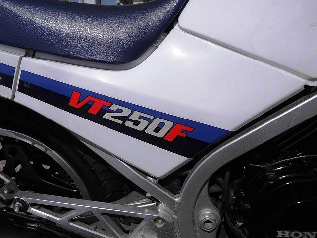 VT250F/インテグラ ホンダ VTマニア必見 やっとレストア出来ました。