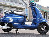 DJANGO 125S/プジョー 125cc 徳島県 Bike & Cycle Fujioka