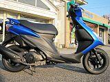 アドレスV125S/スズキ 125cc 徳島県 Bike & Cycle Fujioka