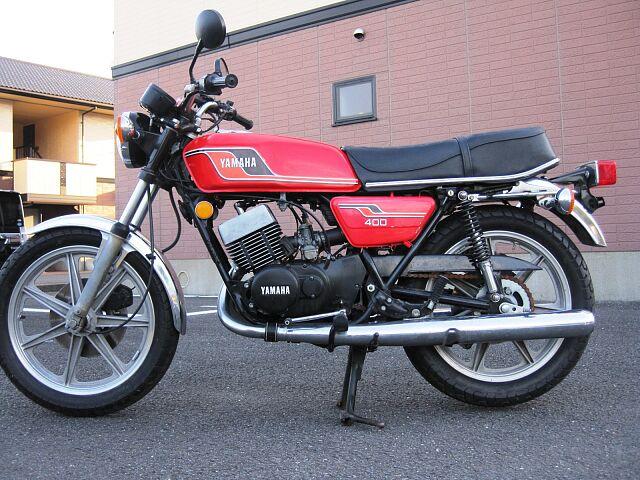 RD400 1976年モデル 車検令和4年7月まで付いています。 任意保険、ロードサービス等も取り扱…