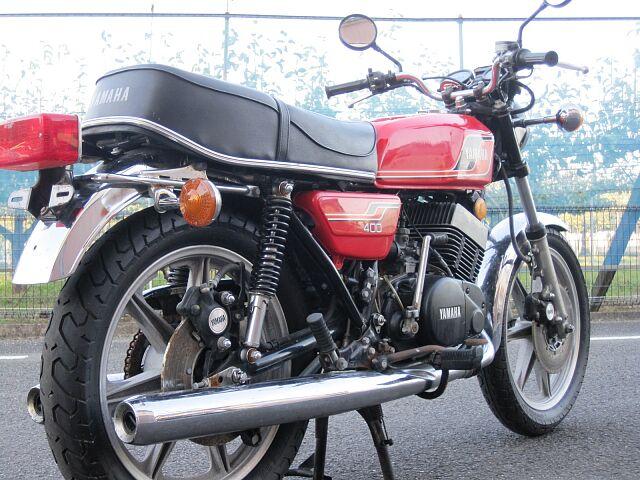 RD400 1976年モデル 車検令和4年7月まで付いています。 当店ホームページでは、キャンペーン…