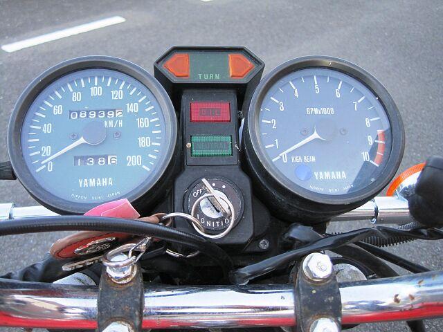 RD400 1976年モデル 車検令和4年7月まで付いています。 当店フェイスブック、ツイッターも行…