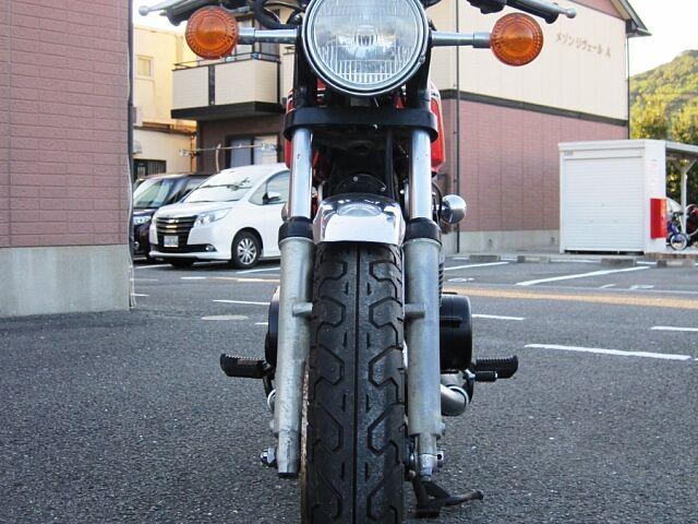 RD400 1976年モデル 車検令和4年7月まで付いています。