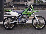 KLX250SR/カワサキ 250cc 香川県 ルース