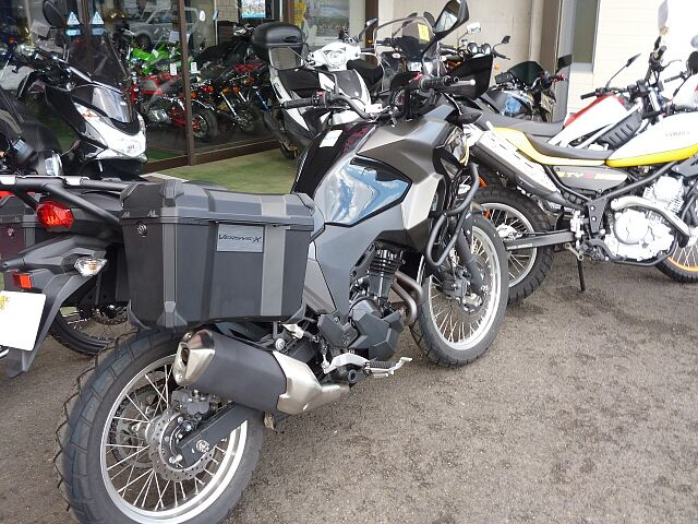 VERSYS-X 250 TOURER ABS ETC