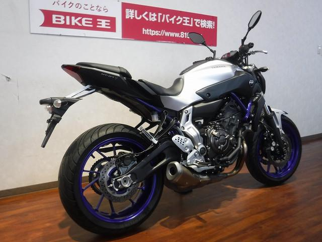 MT-07 MT-07 ABS ETC 当社では法定点検に沿った項目の点検を実施しております!