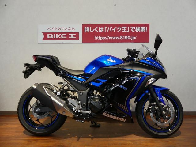 ニンジャ250 Ninja 250 スペシャルエディション ブルーのスペシャルエディション☆