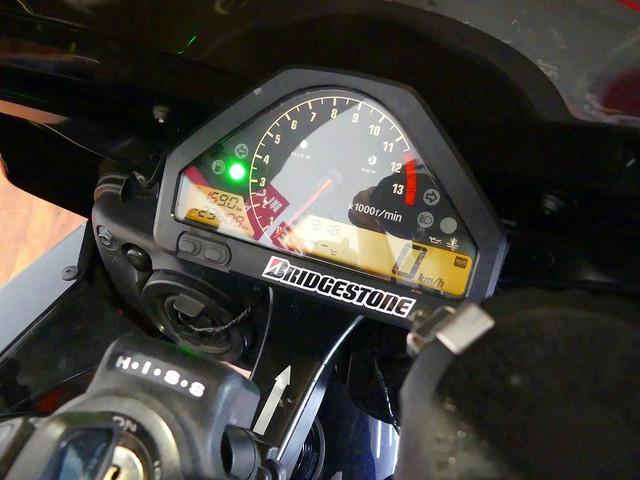 CBR1000RR CBR1000RR モリワキマフラー スクリーン バックステップ
