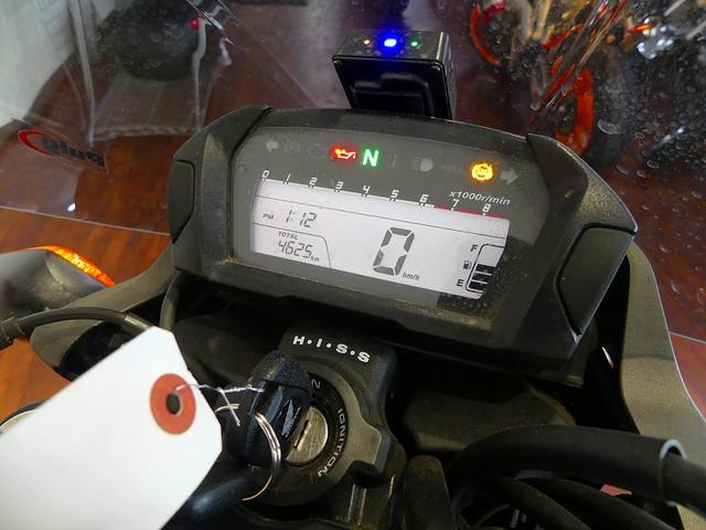 NC700S NC700SA ABS ETC フェンダーレス