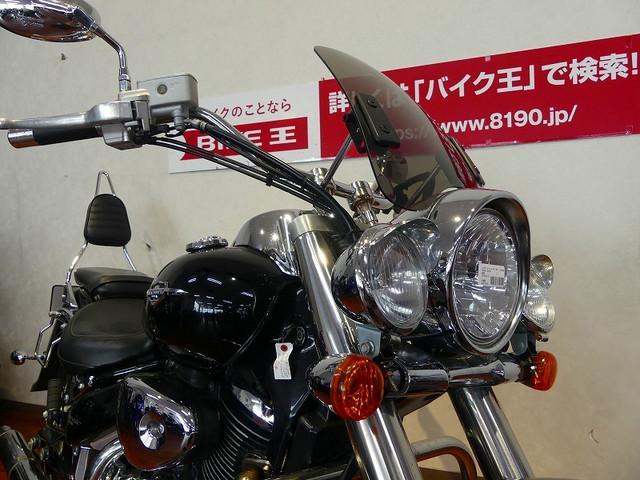 イントルーダー400 イントルーダークラシック バックレスト エンジンガード スクリーン☆