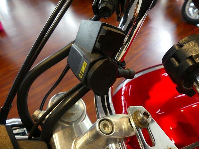CB1100 CB1100 ABS マフラー エンジンスライダー USB・シガーソケット☆