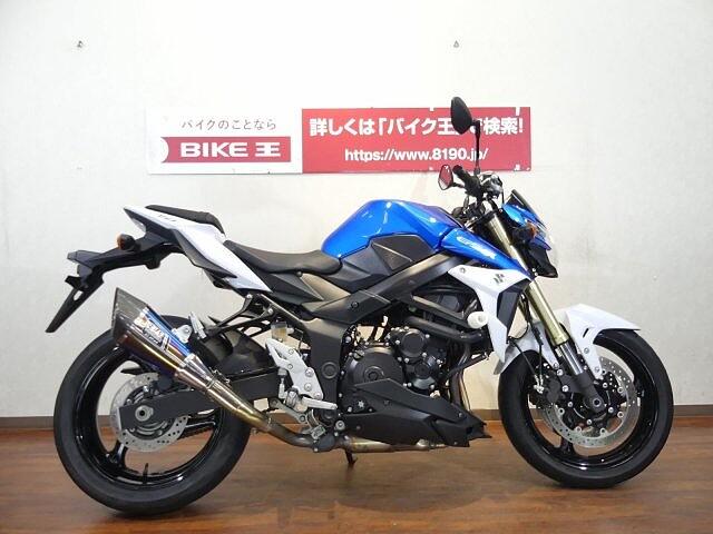 GSR750 GSR750A (ABS) ヨシムラサイクロンマフラ-☆ 人気… 1枚目:GSR750…