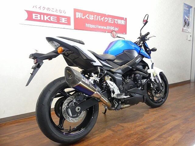 GSR750 GSR750A (ABS) ヨシムラサイクロンマフラ-☆ 人気… 2枚目:GSR750…