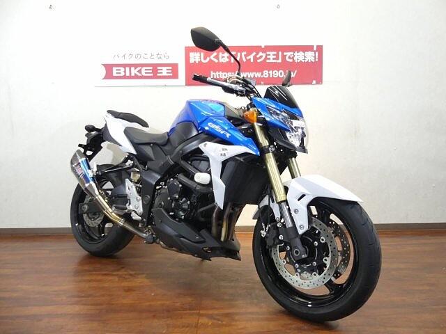 GSR750 GSR750A (ABS) ヨシムラサイクロンマフラ-☆ 人気… 3枚目:GSR750…