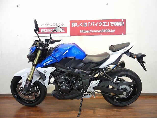GSR750 GSR750A (ABS) ヨシムラサイクロンマフラ-☆ 人気… 4枚目:GSR750…